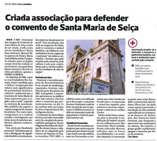 Associacao Santa Maria de Seica