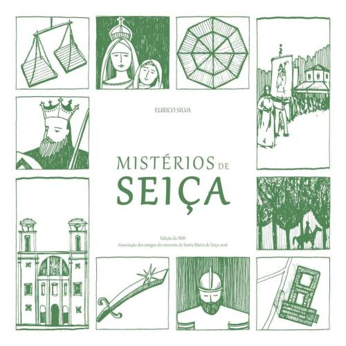livro_Misterios_de_Seica_de_Eurico_Silva